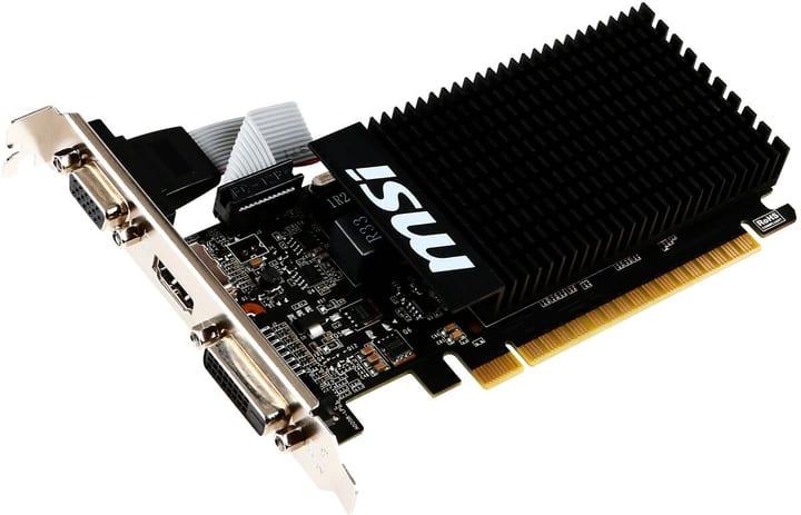 GeForce GT 710 2GD3H LP Card graphique MSI 785300151991 Photo no. 1
