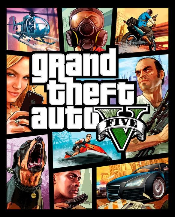 PC - Grand Theft Auto V Download (ESD) 785300133673 N. figura 1