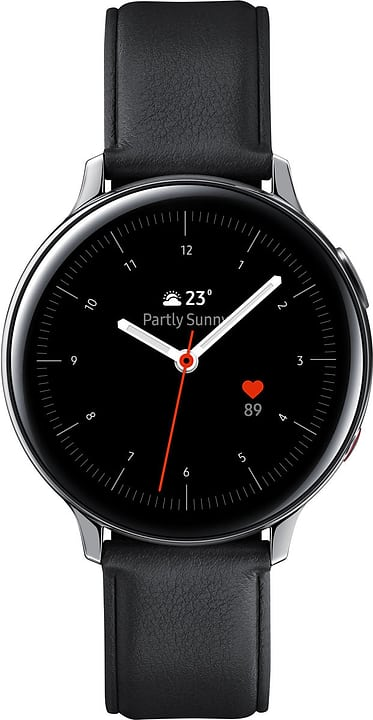 Watch Active 2 Steal 44mm LTE argento Smartwatch Samsung 785300146560 N. figura 1