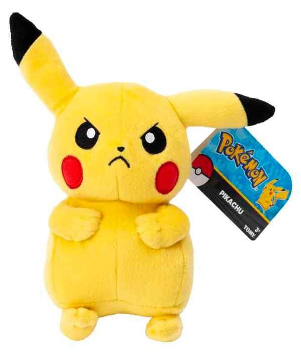Angry Pikachu Plüschfigur Box 785300140374 Photo no. 1