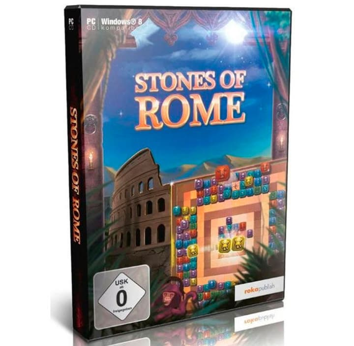 PC Stones of Rome Digital (ESD) 785300133402 Bild Nr. 1