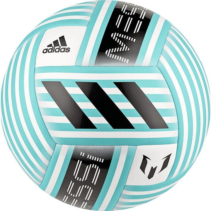 Messi Glider Fussball Adidas 461923900510 Farbe weiss Grösse 5 Bild-Nr. 1