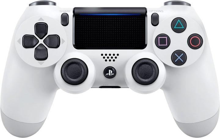 PS4 Wireless DualShock Controller v2 blanc Manette Sony 798072100000 Photo no. 1