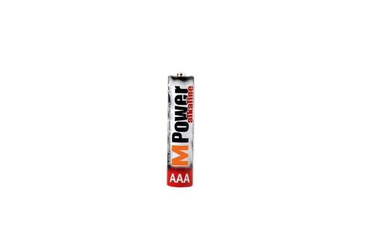 AAA / LR03 4 Stück Batterien M-Power 704717700000 Bild Nr. 1
