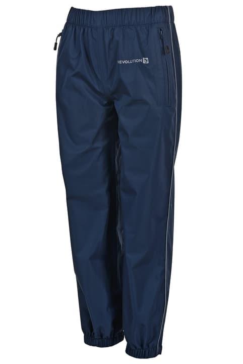 Pantaloni impermeabili per bambini Trevolution 462872512243 Colore blu marino Taglie 122 N. figura 1