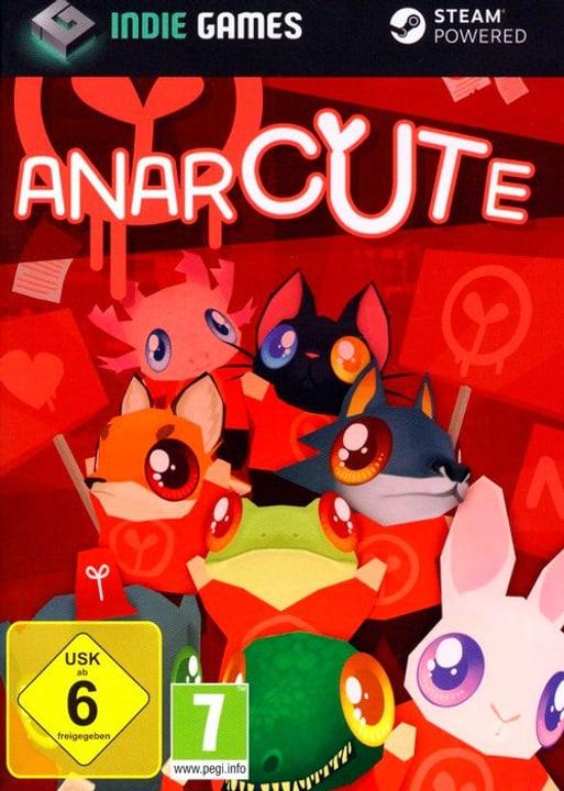 PC - Indie Games: Anarcute 785300122275
