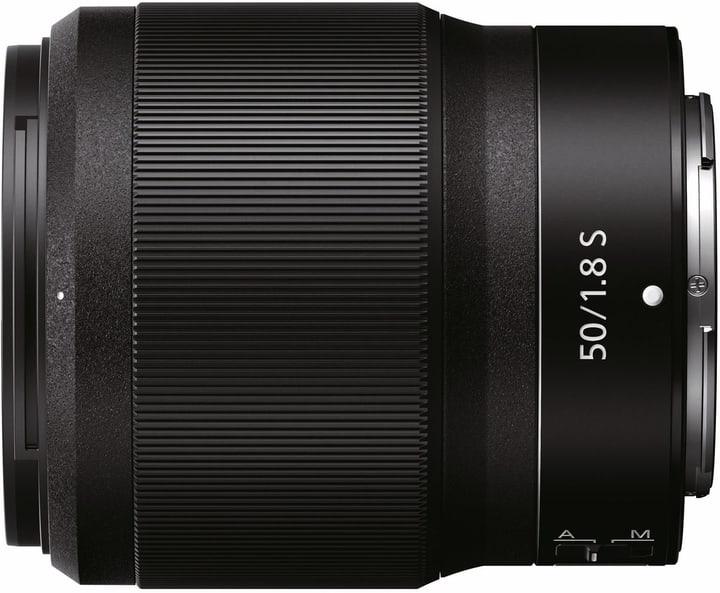 Nikkor Z 50mm f/1.8 S Objektiv Nikon 793437400000 Bild Nr. 1