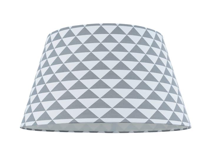 TREND 40 Lampenschirm 40cm 420804804084 Grösse H: 22.0 cm x D: 40.0 cm Farbe Grau Bild Nr. 1