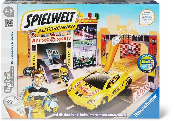 Tiptoi Spielwelt Autorennen (D) Ravensburger 74523559000016 Bild Nr. 1