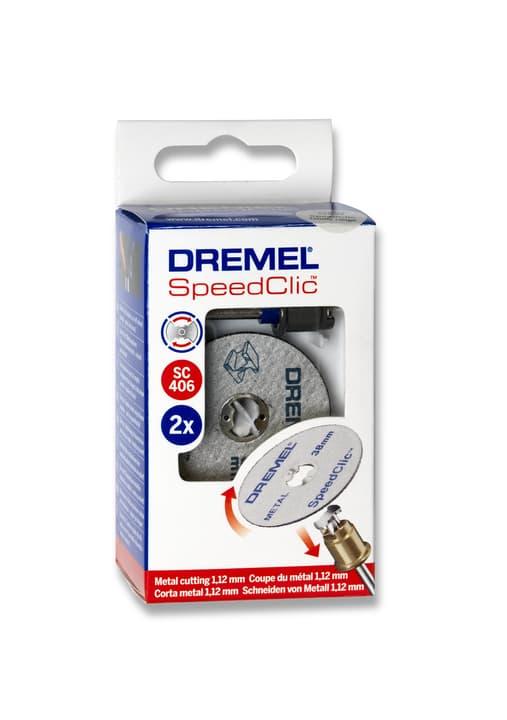 SpeedClic Kit Starter 38 mm (SC406) Accessori per tagliare Dremel 616049700000 N. figura 1