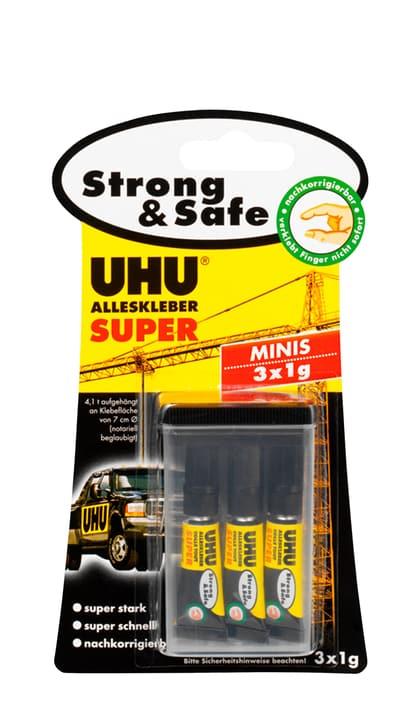 UHU COLLA SUPER& Uhu 663086300000 N. figura 1