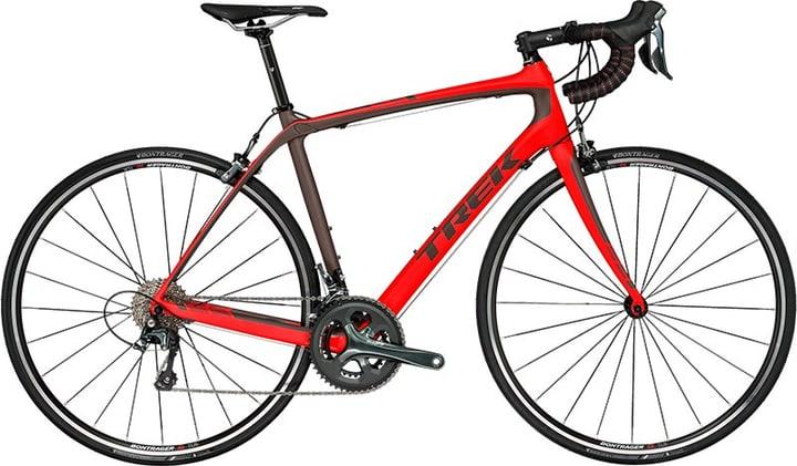 """Domane S4 28"""" Vélo de course Trek 463300405630 Couleur rouge Tailles du cadre 56 Photo no. 1"""