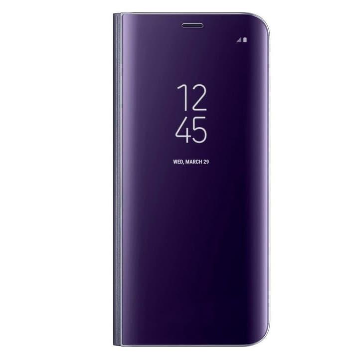 Clear View Standing Cover S8 violett Samsung 798081400000 Bild Nr. 1