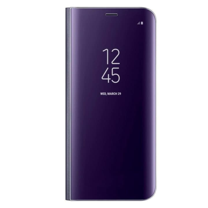 Clear View Standing Cover violet Coque Samsung 798081400000 Photo no. 1