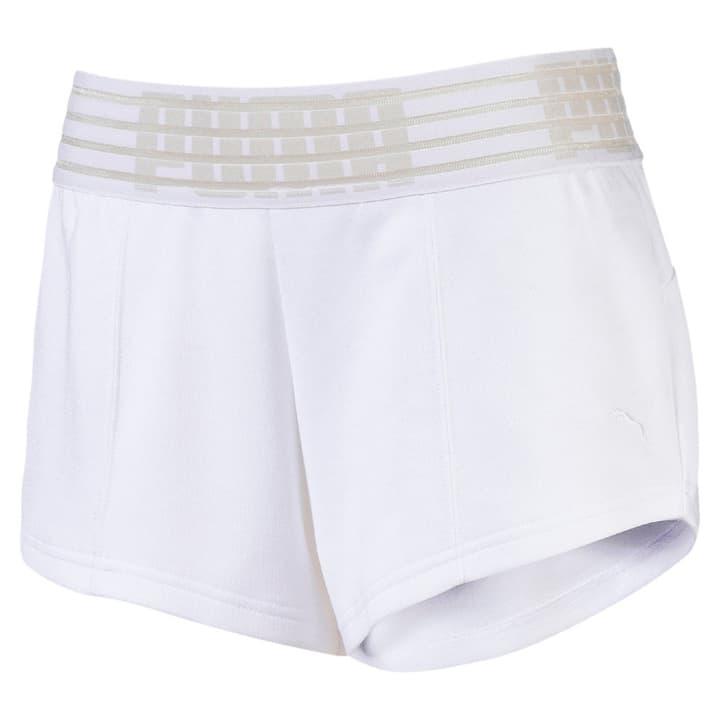 FUSION Shorts Short pour femme Puma 462388200210 Couleur blanc Taille XS Photo no. 1