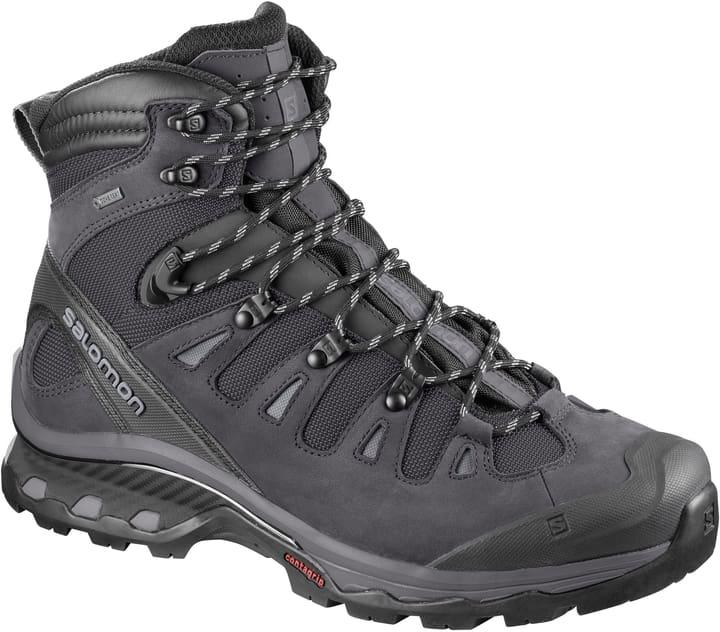 Quest 4D 3 GTX Scarponcino da trekking uomo Salomon 472902646020 Colore nero Taglie 46 N. figura 1