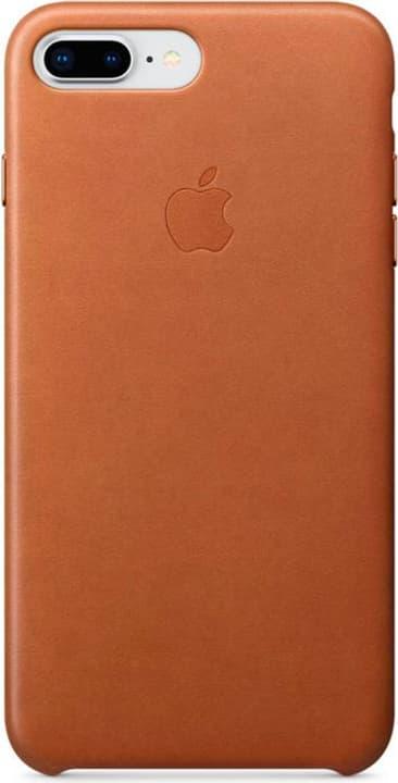 iPhone 8 Plus/ 7 Plus Leather Case Brun Selle Apple 785300130148 Photo no. 1