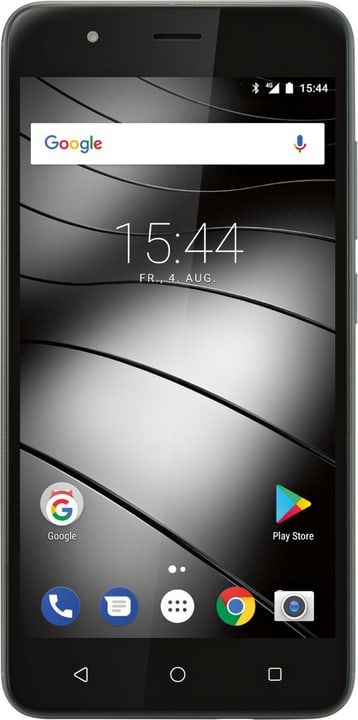 GS 270 Dual SIM 16GB grigio Smartphone Gigaset 794628200000 N. figura 1