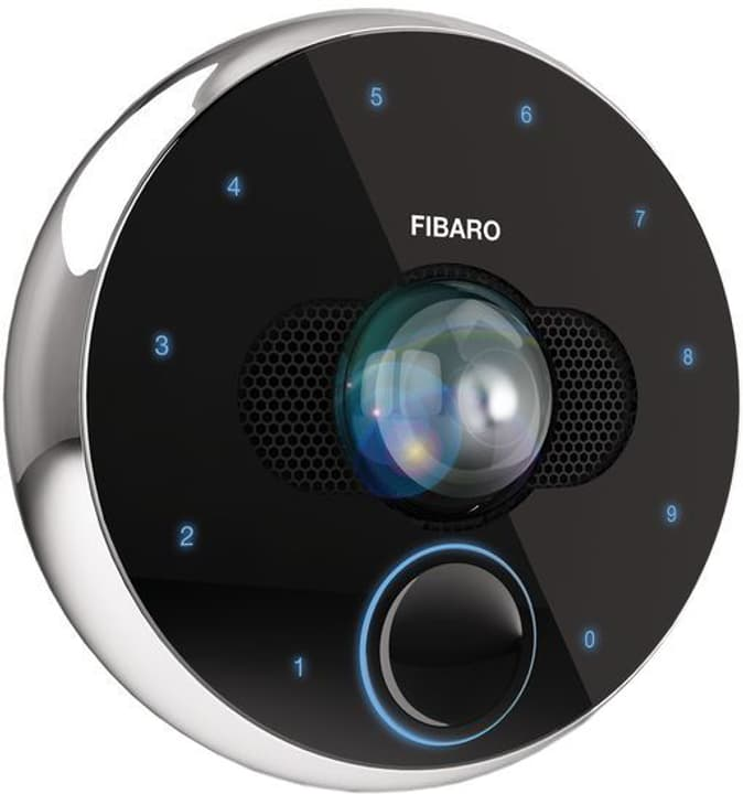 Intercom Video-Gegensprechanlage Mehrzweckgerät Fibaro 785300132249 Bild Nr. 1