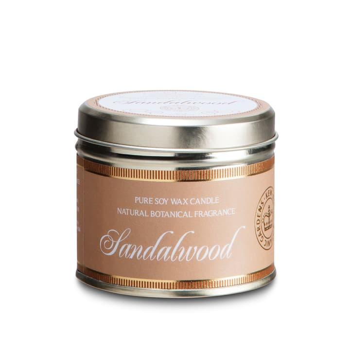 KEW GARDEN bougie parfumée 396038500000 Contenu 310.0 g Arôme Bois de santal Photo no. 1