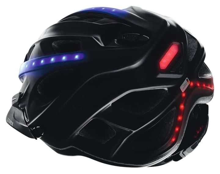 City Light mat Bikehelm Uvex 462985152120 Farbe schwarz Grösse 52-57 Bild Nr. 1