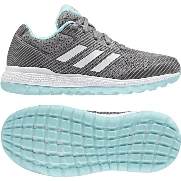 Mana Bounce 2 C Scarpa da bambino running Adidas 460651931080 Colore grigio Taglie 31 N. figura 1