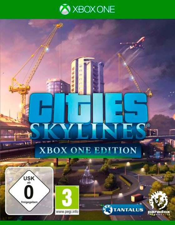 Xbox One - Cities: Skylines Physique (Box) 785300122153 Photo no. 1