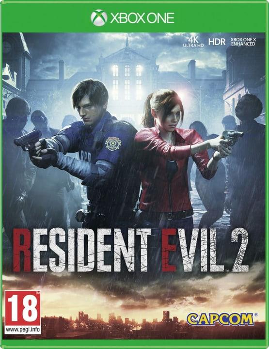 Xbox One - Resident Evil 2 Box 785300138142 Photo no. 1