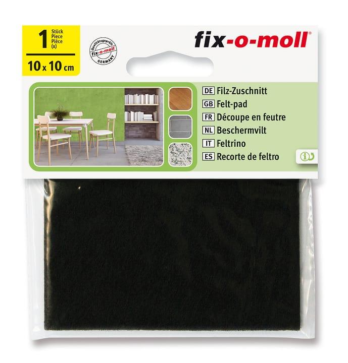 Filz-Zuschnitt 3 mm / 100 x 100 mm 1 x Fix-O-Moll 607069300000 Bild Nr. 1