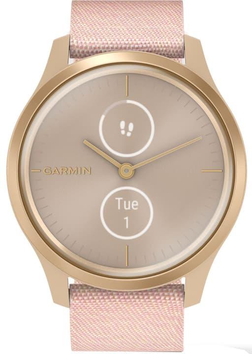 Vivomove Style Weissgold or blanc Smartwatch Garmin 785300149714 Photo no. 1