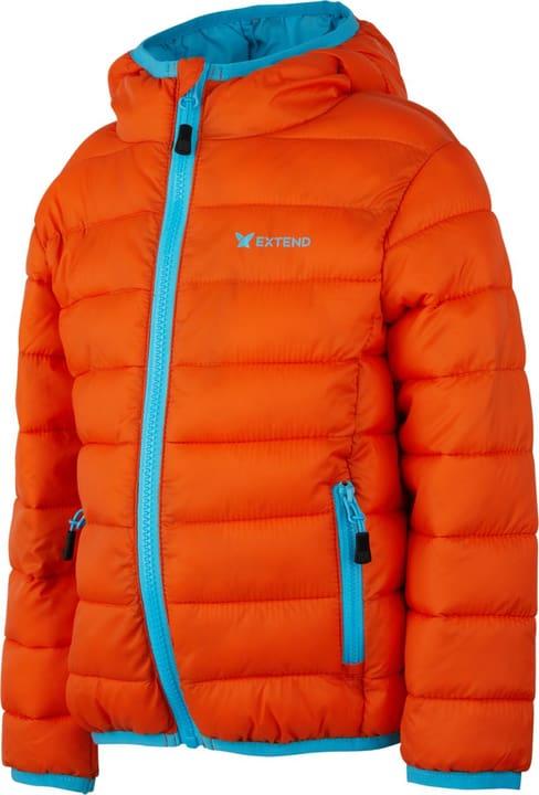 Veste matelassée pour enfant Extend 472347410434 Colore arancio Taglie 104 N. figura 1