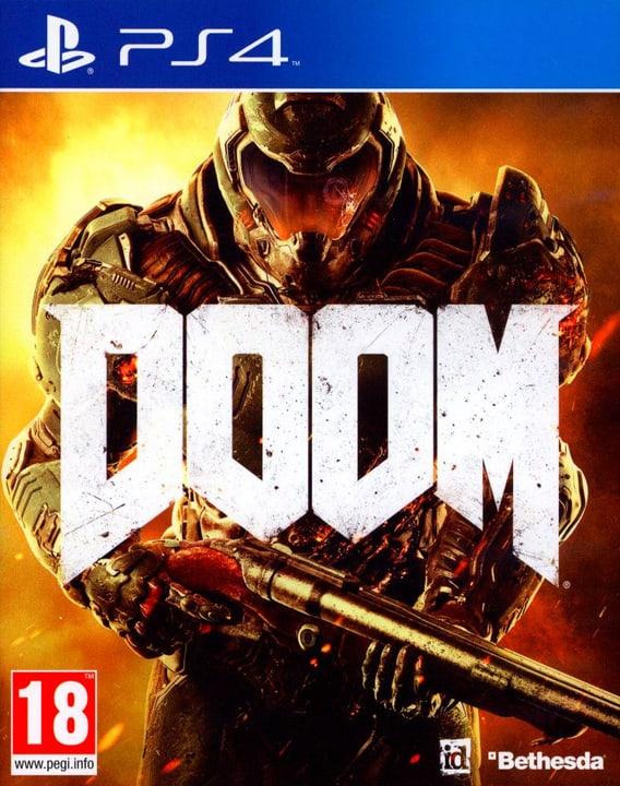 PS4 - Doom 785300128216 Photo no. 1