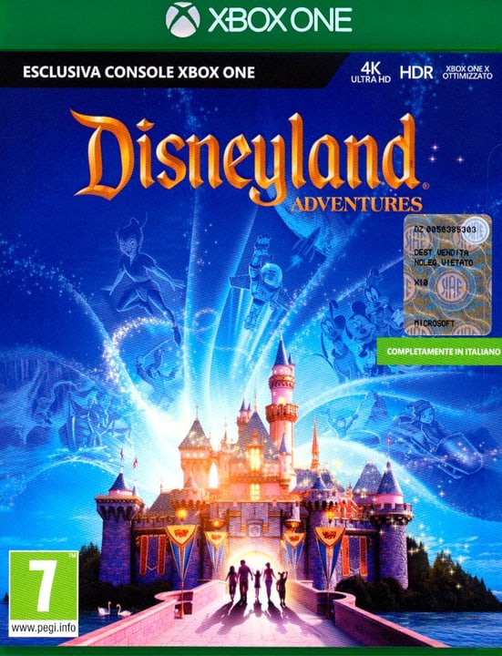 Xbox One - Disneyland Box 785300129853 N. figura 1