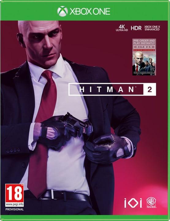 Xbox One - Hitman 2 (D/F) Box 785300136914 Photo no. 1