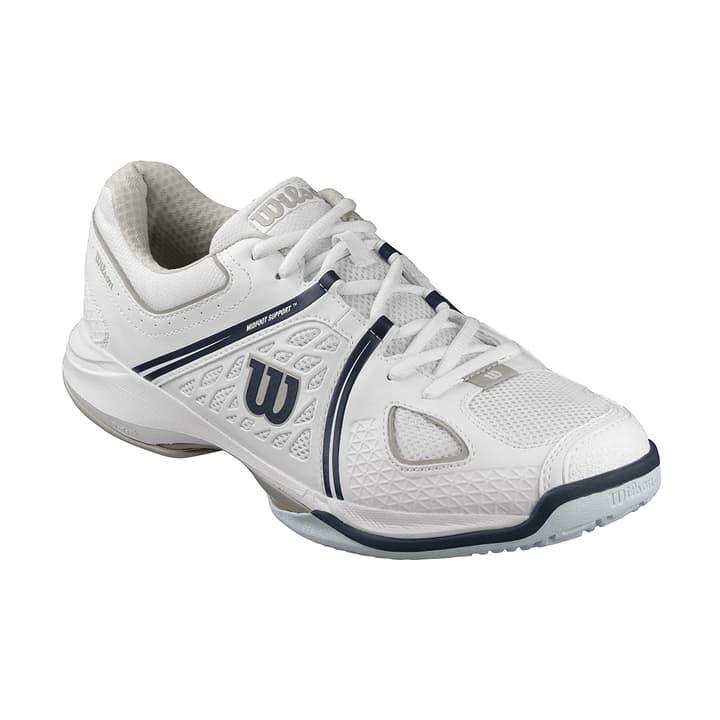 Nvision Allcourt Scarpa da tennis uomo Wilson 461661040010 Colore bianco Taglie 40 N. figura 1