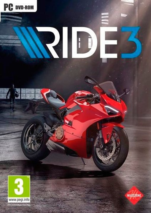 PC - Ride 3 Box 785300139214 N. figura 1