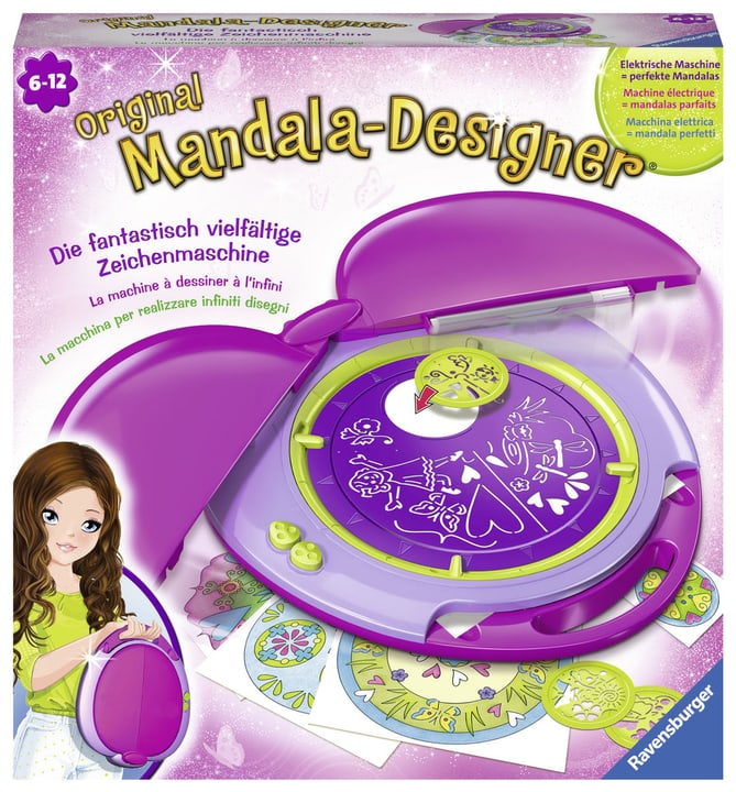 Mandala Desinger Machine 746129000000 Photo no. 1