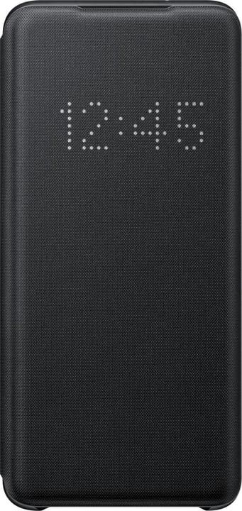 Book-Cover avec Affichage LED Noire Coque Samsung 785300151196 Photo no. 1