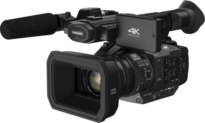 Camcorder HC-X1E Camcorder Panasonic 785300138456 Bild Nr. 1