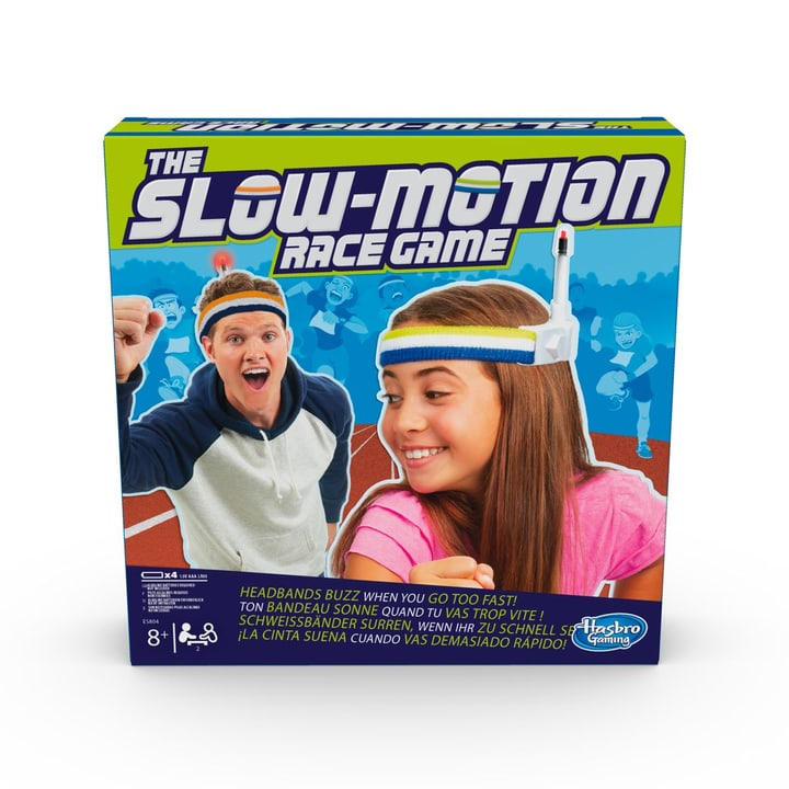 The Slow Motion Race Game 748960000000 Photo no. 1