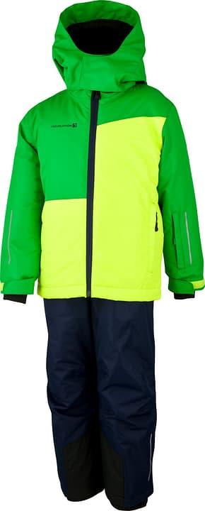 Ensemble de ski pour garçon Trevolution 472355610440 Couleur bleu Taille 104 Photo no. 1