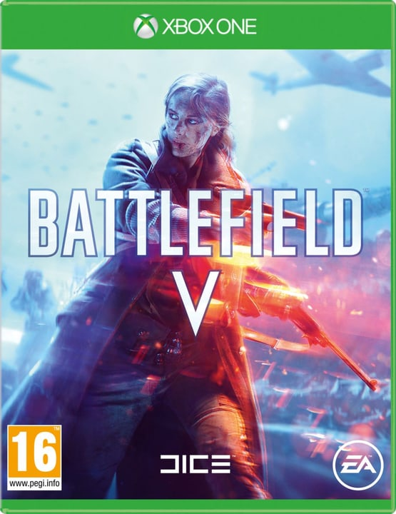 Xbox One - Battlefield V Box 785300138228 Photo no. 1