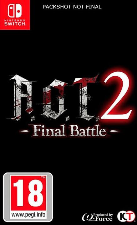 NSW - A.O.T. 2: Final Battle I Box 785300145058 Photo no. 1