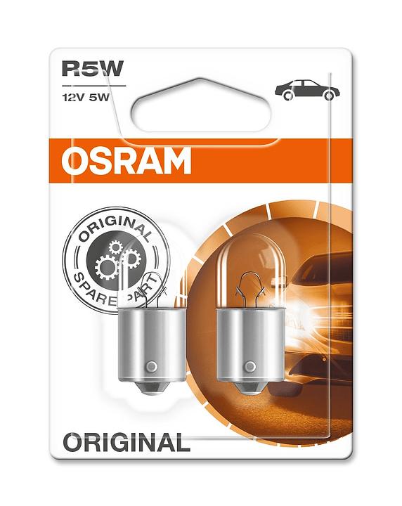 Autolampe H1 Original Osram 620433500000 Bild Nr. 1