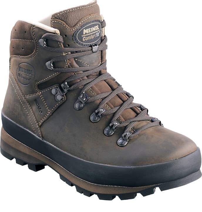 Bernina 2 Chaussures de trekking pour homme Meindl 465511344070 Couleur brun Taille 44 Photo no. 1