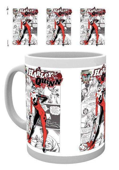 Batman: Harley Quinn Comic- Coupe [300ml] 785300130529 Photo no. 1