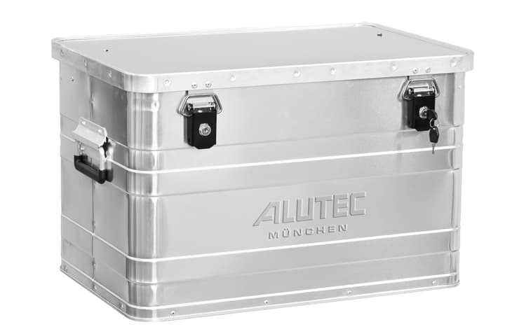 Aluminiumbox B70 Standardbox 0.8 mm Alutec 601466300000 Bild Nr. 1