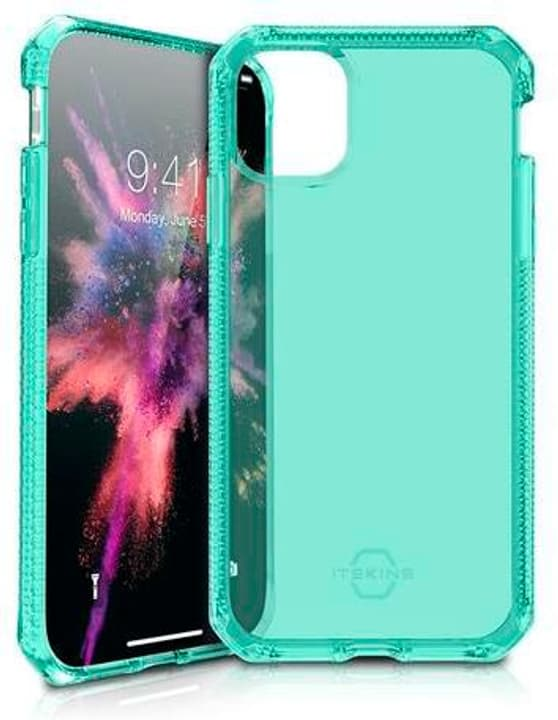 Hard Cover SPECTRUM CLEAR tiffany green Coque ITSKINS 785300149484 Photo no. 1