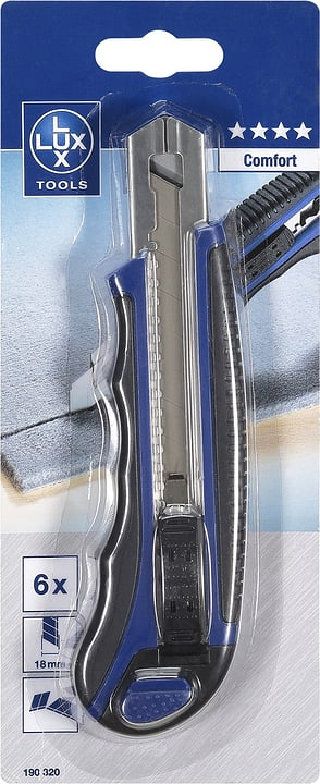 Cutter 18 mm Lux 601035900000 Bild Nr. 1