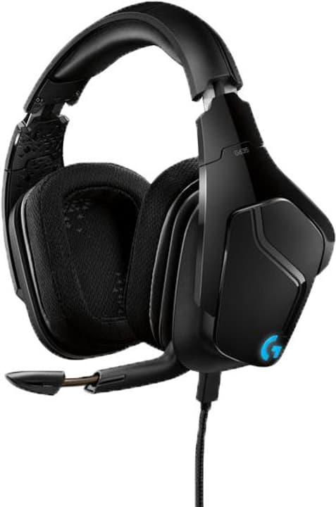 G635 7.1 Surround Headset Logitech G 785300142986 Photo no. 1